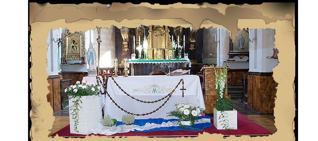 PARAFIA ŚW. ANDRZEJA APOSTOŁA W ŁĘCZYCY